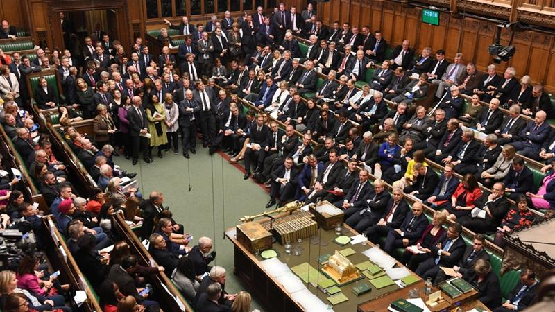 Parliament poised for feverish Brexit week: Five things to know