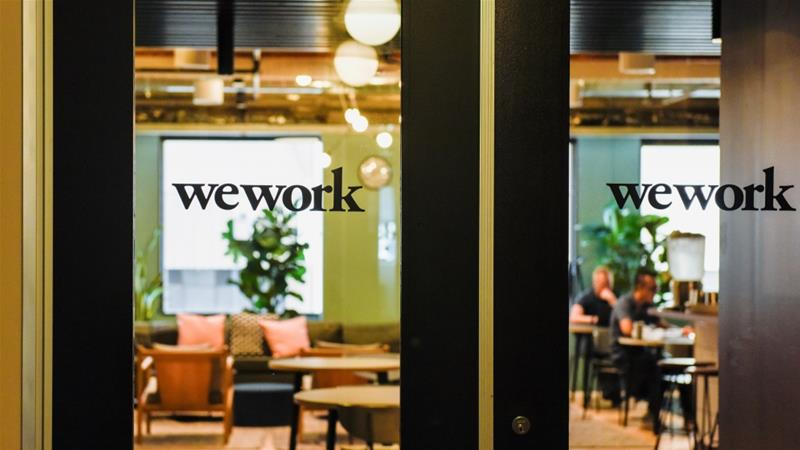 SoftBank to take control of WeWork, report says