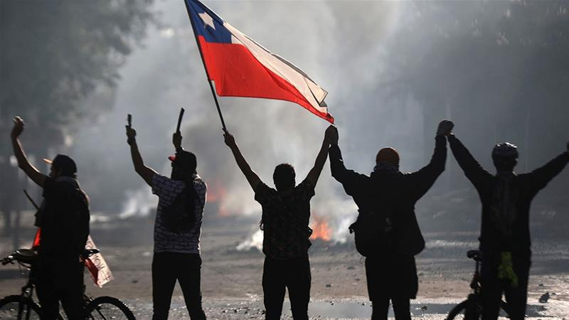 Chile protests: What prompted the unrest?