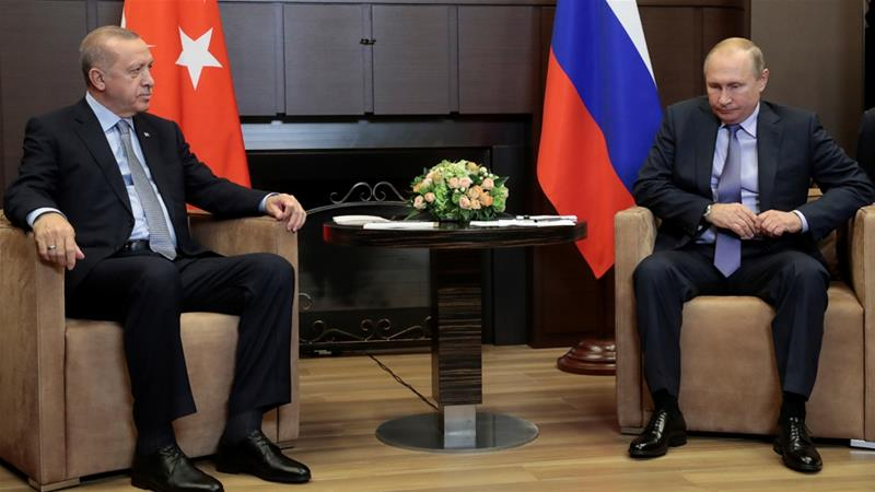 Turkey and Russia agree on syria patrols