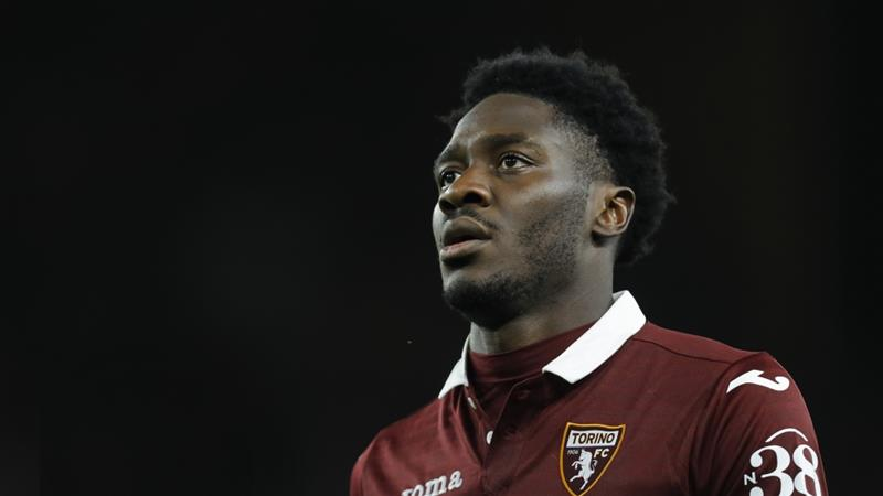When he was growing up, Ola Aina's parents struggled to put food on the table but did all they could to make sure he did not miss any training [James Baylis/AMA/Getty Images]