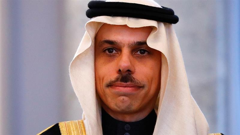 Saudi Arabia's king names prince as new foreign minister