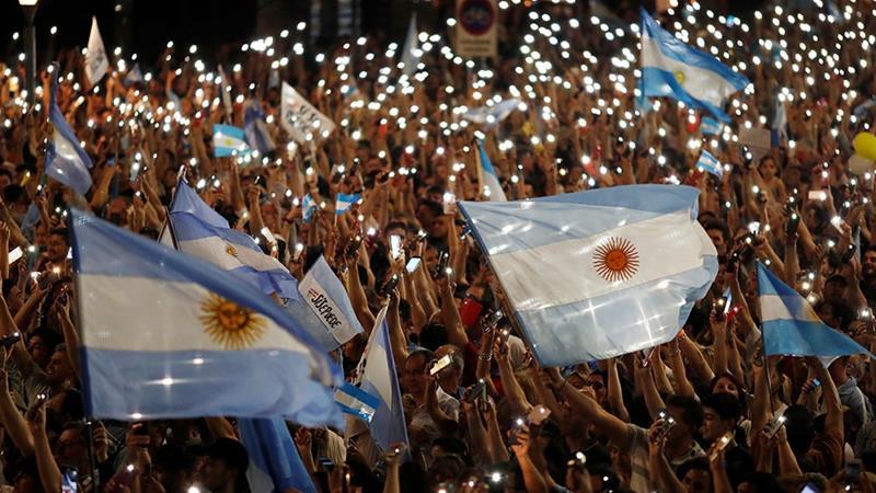 Fernandez wins in Argentina as voters rebuff Macri's austerity