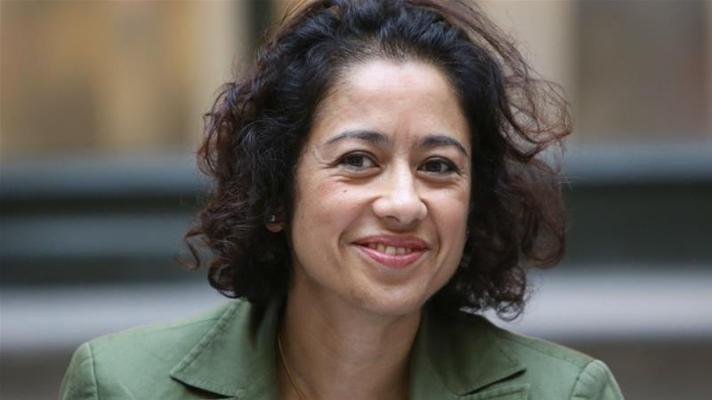 Samira Ahmed was paid less than a male counterpart [Public domain/FCO]