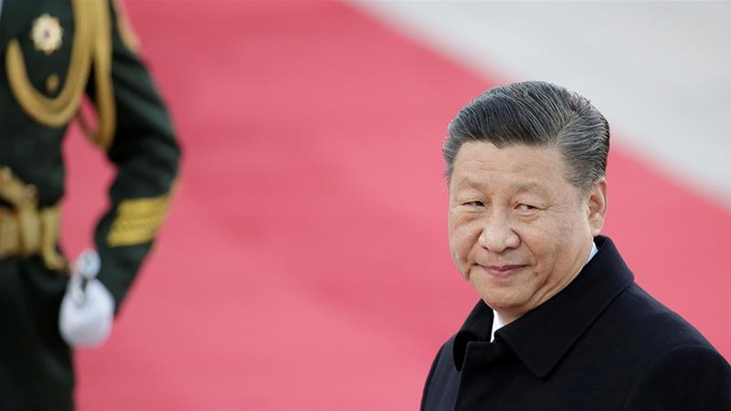 Plenums are held in secrecy but can be hugely significant such as when the meeting approved a plan to remove term limits allowing Chinese President Xi Jinping to remain in office until he dies. [Jason Lee/Reuters]