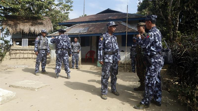 Rebels in Myanmar's Rakhine region said Thein died on Monday, two weeks after being taken for organising protests against genocide accusations faced by Myanmar at the World Court [File: Hein Htet/EPA-EFE]