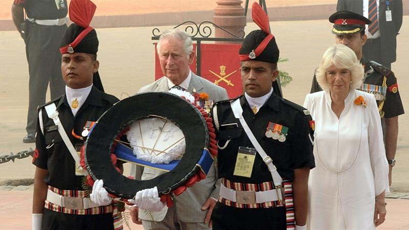 UK's Prince Charles to visit India for second time in two years