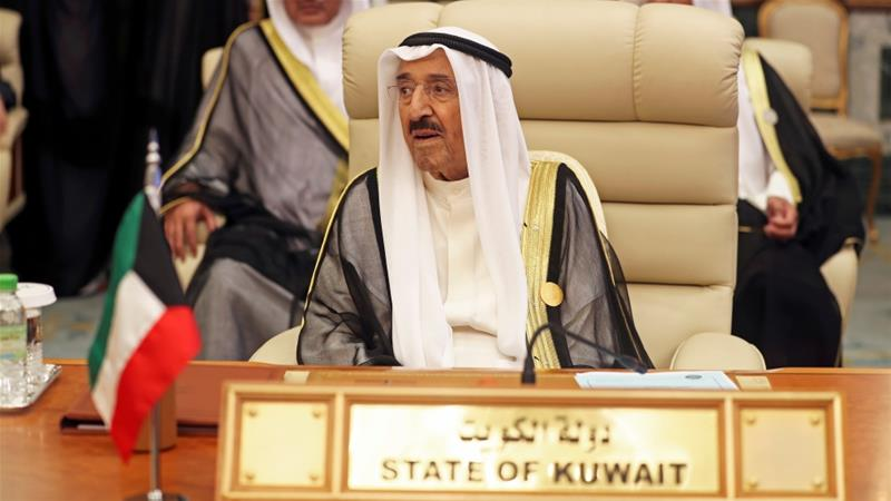 Kuwait's emir: Gulf dispute 'no longer acceptable or tolerable'