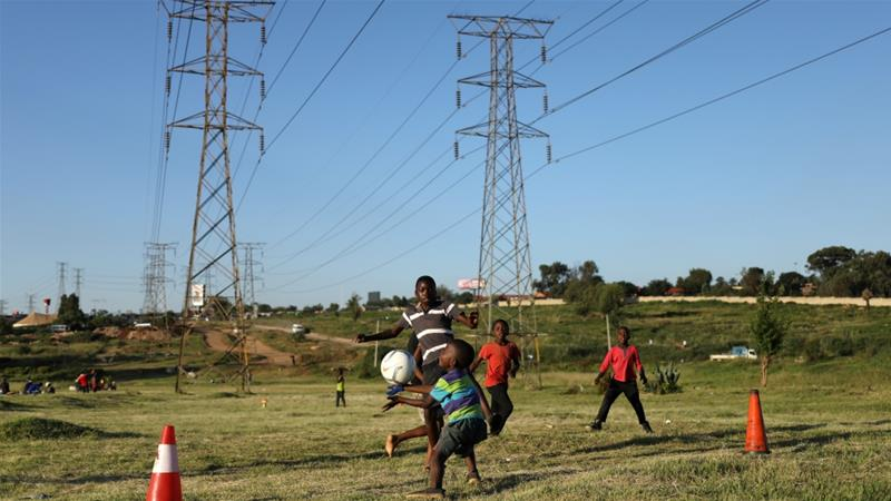 South Africa will continue relying on Eskom for base-load power, but will open the market for private generators to supply the national grid [Siphiwe Sibeko/Reuters]