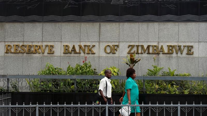 Zimbabwe's central bank will introduce a new currency in the next two weeks to address liquidity shortages [Philimon Bulawayo/Reuters]