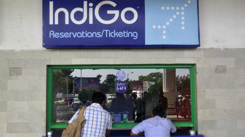On Monday, a spokeswoman for IndiGo said there were no plans on the order front 'as of now' [File: Jayanta Dey/Reuters]