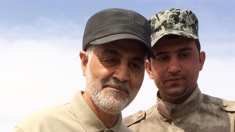 Iran says it foiled plot to kill Major General Qassem Soleimani
