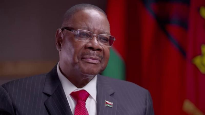 Malawi's President Mutharika: 'The election was not rigged'