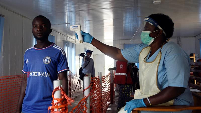 IOM halts Ebola screening after aid workers killed in South Sudan