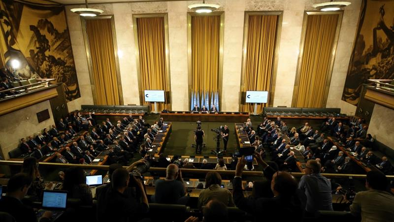 Long-awaited Syria constitutional committee meets for first time