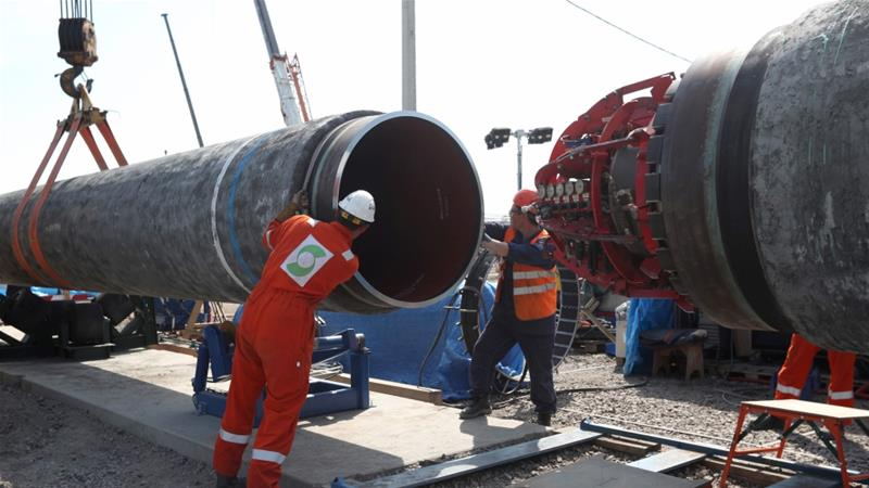 Denmark clears major obstacle for Nord Stream 2