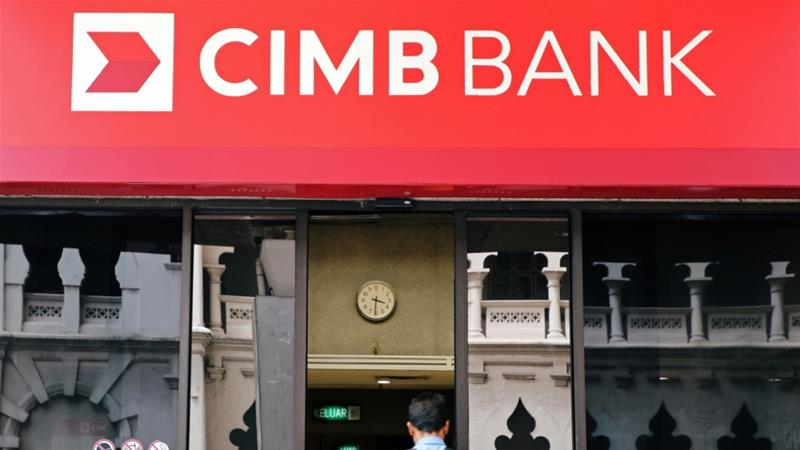 CIMB is one of the Malaysian banks that has served notices to Iranian citizens regarding the closure of their accounts [File: Lim Huey Teng/Reuters]