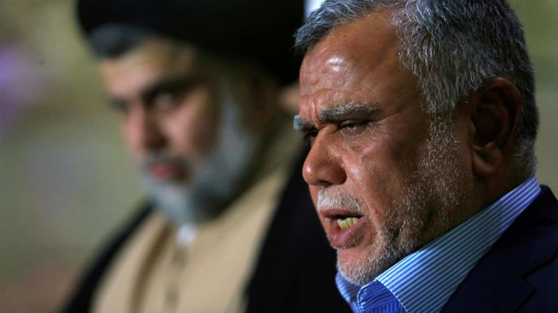 Abdul Mahdi said he could not call an election unilaterally and parliament must vote to dissolve itself [File: Alaa al-Marjani/Reuters]