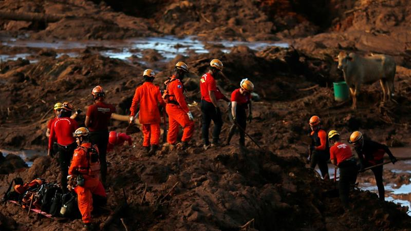 Brazil charges ex-Vale CEO with homicide for dam disaster