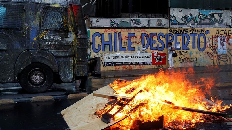 Spain offers to host climate change summit after Chile withdraws