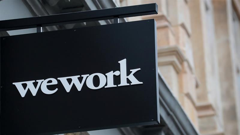 Investors have questioned WeWork's large losses, the sustainability of its business model and the way it was being run by cofounder Adam Neumann who was removed as CEO last month [Reuters]