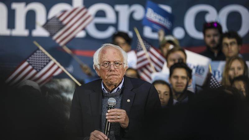 The Sanders campaign has said he will participate in the fourth Democratic debate on October 15 [Cheryl Senter/AP]