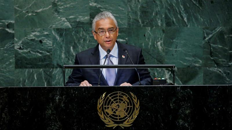 Mauritius prime minister dissolves parliament, calls for election