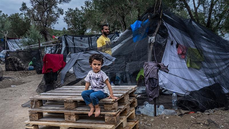 For years, rights groups have been raising the alarm over conditions at Moria which seriously risk the refugees' health [Anna Pantelia/MSF]