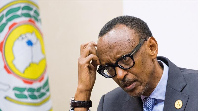 Kagame needs to accept that opening up the political system for contestation would not threaten the peace and stability in the country, writes Abdallah [Reuters]