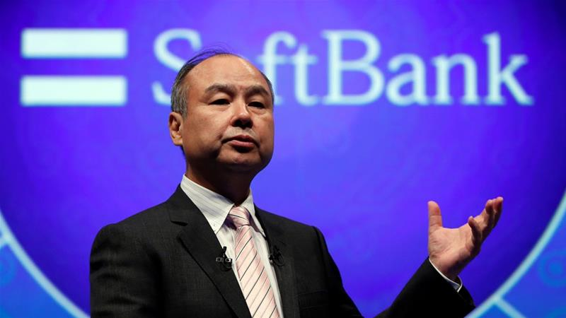The 62-year-old billionaire businessman has seen several investments under perform ahead of IPOs [File: Issei Kato/Reuters]