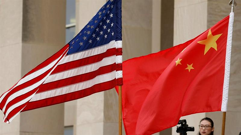 The US and China agreed to sign the first phase of a trade deal just days before December 15, when the US was due to implement further tariffs on Chinese imports [File: Yuri Gripas/Reuters]