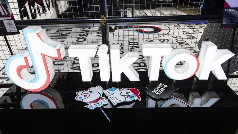 TikTok is a subsidiary of ByteDance, and has attracted celebrities such as Ariana Grande and Katy Perry along with legions of US teenagers [File: Shiho Fukada/Bloomberg]