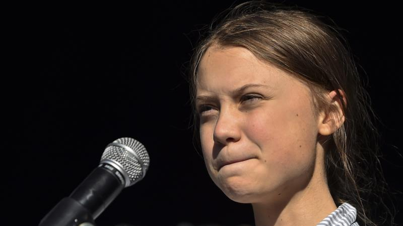 Greta Thunberg visits South Dakota Monday for climate rally