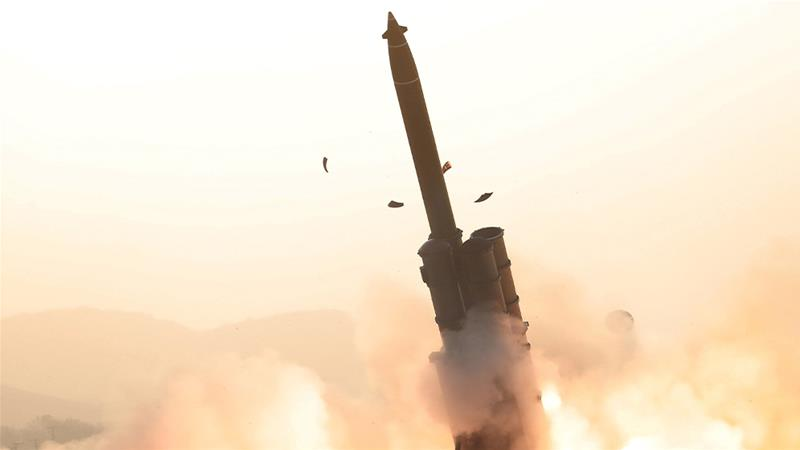North Korea fires unidentified projectile - S.Korea military