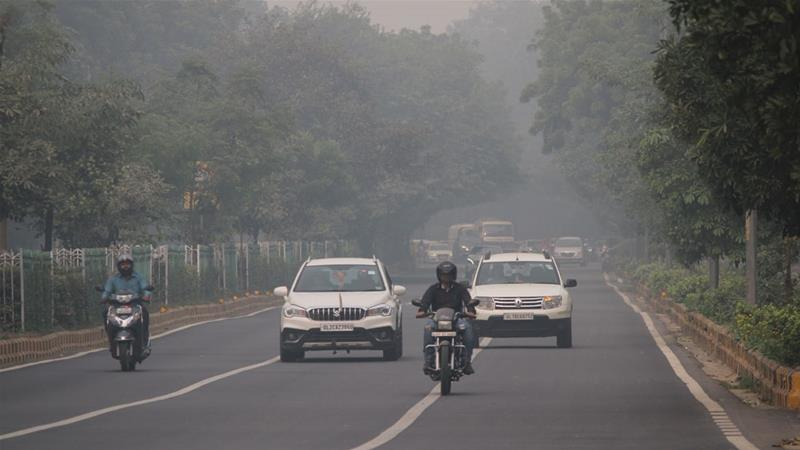 Air pollution causes Delhi schools to shut