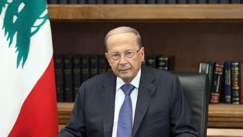 Lebanese President Aoun calls for 'non-sectarian' system | News ...