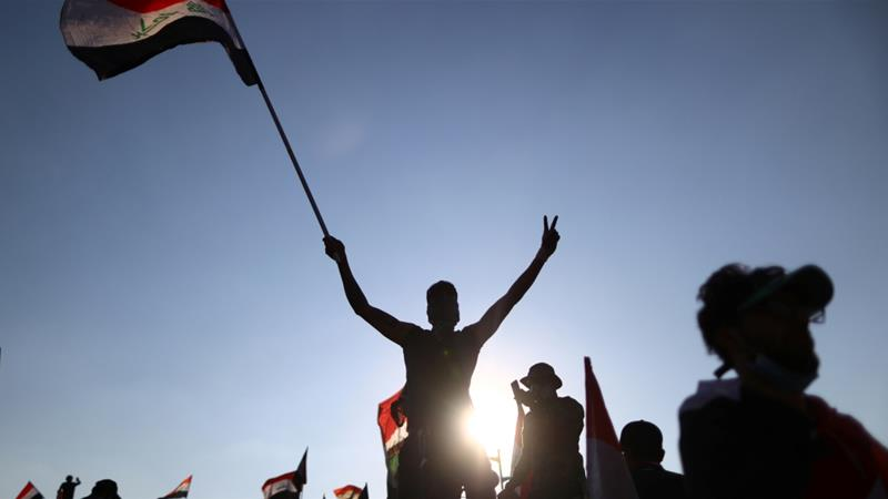 Iraq Anti Government Protests Continue