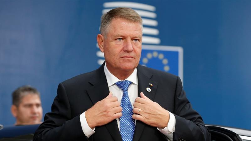 Polls open in Romania's presidential election
