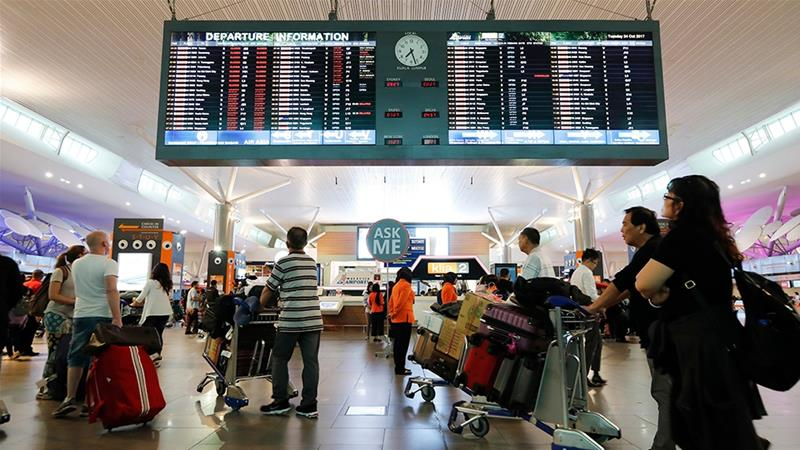 US aviation authority downgrades Malaysia's air safety rating