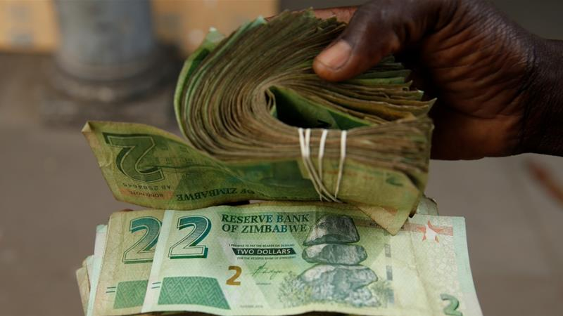 Zimbabwe S New Banknotes Fail To Arrive