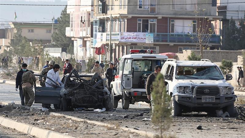 Afghanistan: Kabul car bomb kills 12, including children   News   Al Jazeera