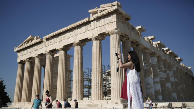 Xi backs Greek case for return of Parthenon Marbles from UK