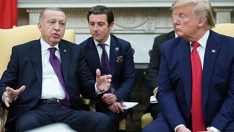 Turkey blasts US Senate sanctions aiming to 'change behaviour'