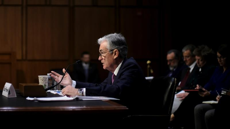 Fed's Powell expects 'sustained expansion' of U.S. economy