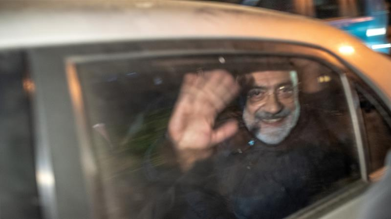 Police say Ahmet Altan was detained at his home in the Istanbul district of Kadikoy on the city's Asian side [File: AFP]