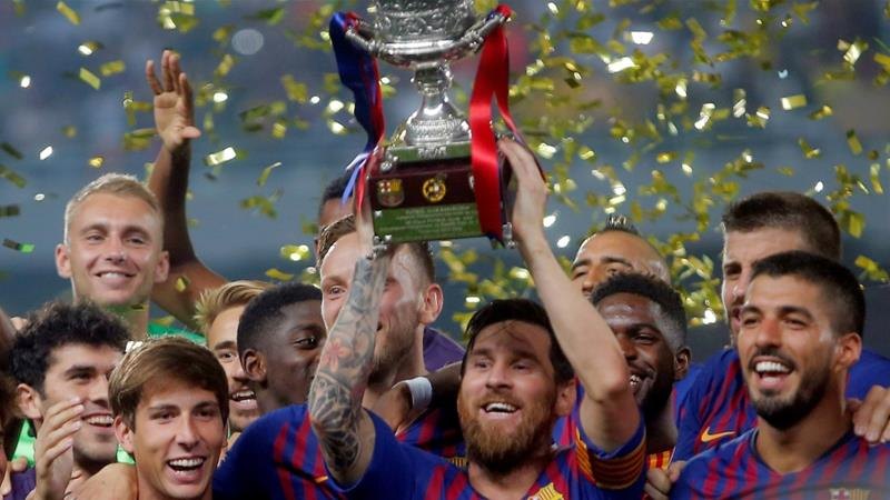 Lionel Messi tells Barcelona he wants to leave the club | News | Al Jazeera