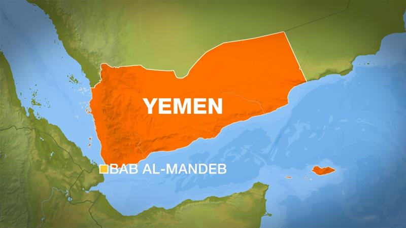 Saudi-led coalition says Yemeni rebels hijacked vessel