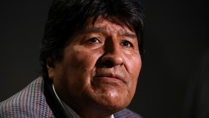 'We'll be back': Evo Morales on Bolivia unrest and resignation