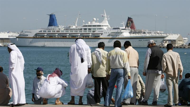 Qatar to charter cruise liners to host fans