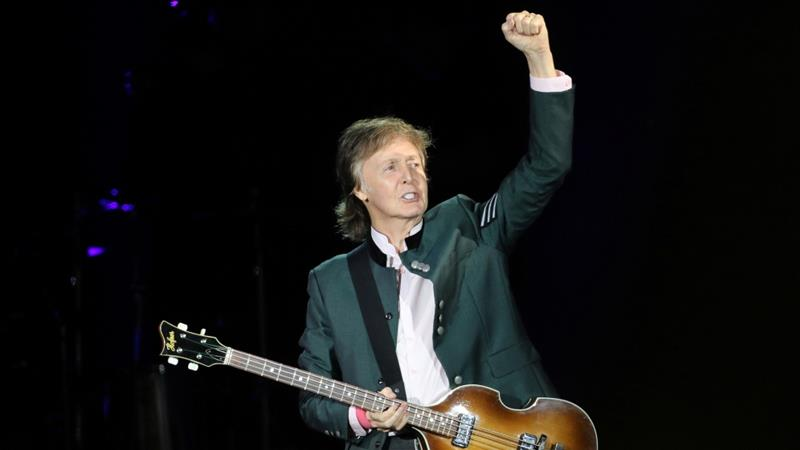 McCartney previously headlined Glastonbury in 2004 [File: Diego Vara/Reuters]